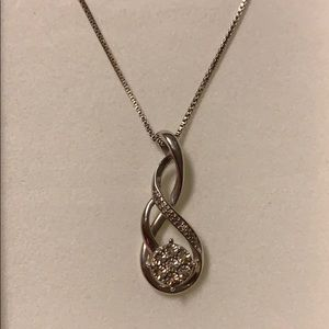 Kay Jewelers Sterling Silver Necklace